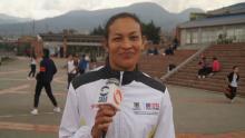 La deportista paralímpica Martha Hernández
