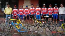 Así fue el primer triunfo de Nairo Quintana en una bicicleta.