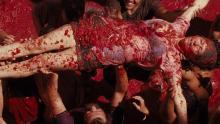 Fotograma de la película Tenemos que hablar de Kevin