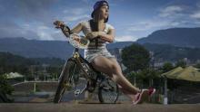 Mariana Pajón, bicicrosista colombiana / Fedeciclismo