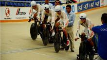 ¿Qué tanto sabes de persecución por equipos? / Federación Colombiana de ciclismo