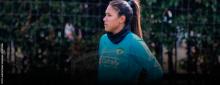 Vanessa Córdoba aprendió con el fútbol que nunca se debe decir nunca