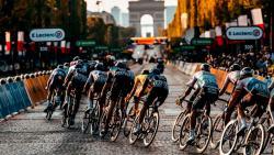 Clasificación general Tour de Francia 2021