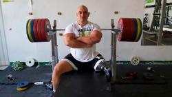 Camino a Tokio: Jhon Freddy Castañeda, el superhombre del para powerlifting