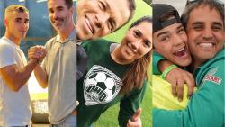 De padres a hijos: el legado del deporte colombiano