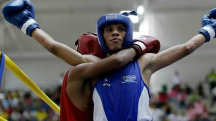 Bernardo Vargas, una promesa del boxeo forjada a orillas del río Sinú