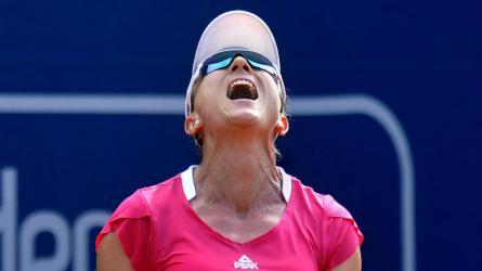 Catalina Castaño no tiene que jugar tenis para ser un ejemplo de vida
