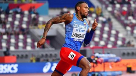 La nueva ola del atletismo colombiano