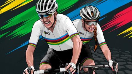 Horarios para Colombia del Campeonato Mundial de Ciclismo de Ruta 2021