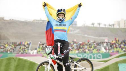Vive la Copa Mundo de BMX por Señal Colombia