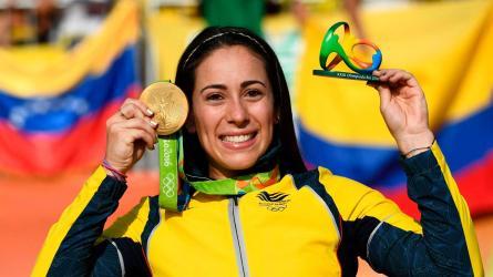 La mujer oro de nuestra historia olímpica