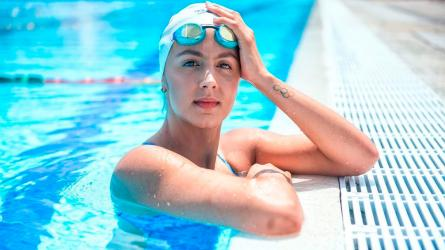 Isabella Arcila, la reina de la natación colombiana