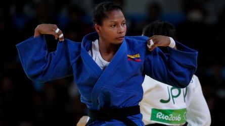 De Jamundí para el Judo, esta es la historia de Yuri Alvear