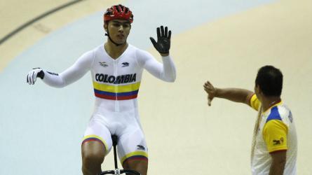 Fabián Puerta repartía lavadoras en sus inicios como ciclista
