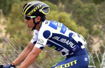 La historia de Esteban Chaves en el ciclismo