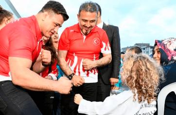 Turquía, un país con historia deportiva / Instagram Rıza Kayaalp