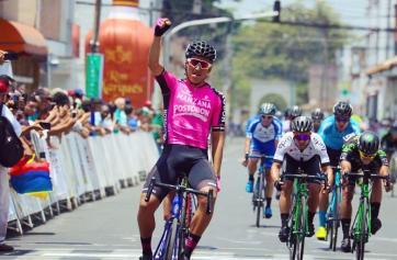 Un accidente casi saca del ciclismo a Jhonatan Restrepo / Instagram de Jhonatan Restrepo oficial