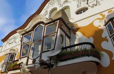 Diseño de Gaudí en el documental Gaudí-Jujol, dos genios de la arquitectura.