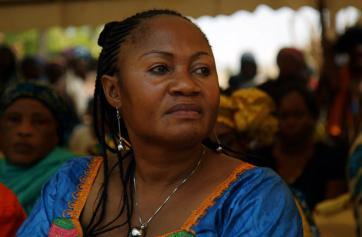 Mary Kibwana, protagonista del documental Mucamas en el Infierno de ¿Por qué la esclavitud?