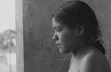 Imagen del documental Damiana Kryygi.