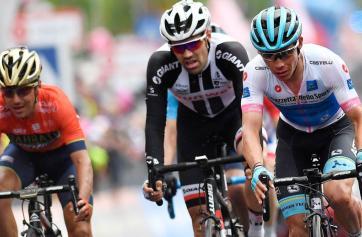 Miguel Ángel López está dentro de los candidatos a ganar el Giro