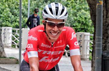 Jarlinson Pantano, pedalista colombiano / Iraia Calvo