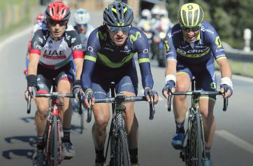Winner Anacona, destinado para el ciclismo