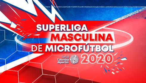 La finales de la Superliga de Micro 2020 en Señal Colombia