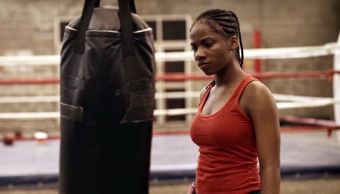 """""""Boxeadora"""", el viaje de una diosa guerrera"""