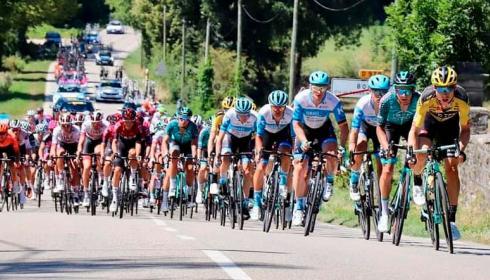 Equipos y corredores del Tour de l'Ain 2021