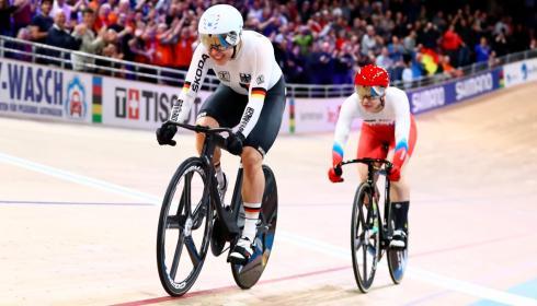 Ciclistas confirmados para la UCI Track Champions League