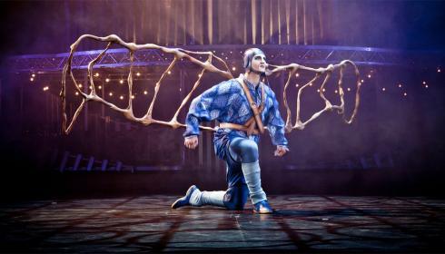 """El Circo del Sol presenta """"Quidam"""""""