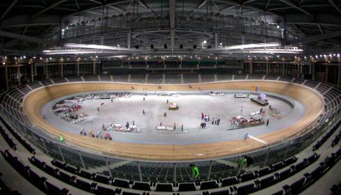 El calendario y los escenarios de la UCI Track Champions League