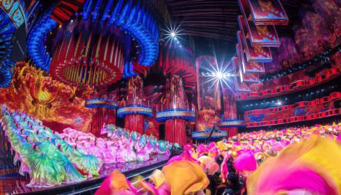 Así se celebra el año nuevo chino