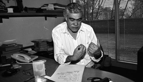 Germán Castro Caycedo, el cronista inquieto