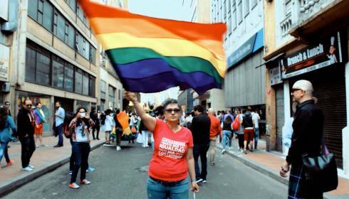 10 hitos de la lucha LGBT+ en Colombia