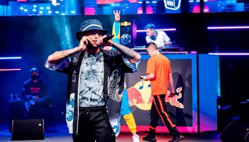 Red Bull Batalla, en directo por Señal Colombia