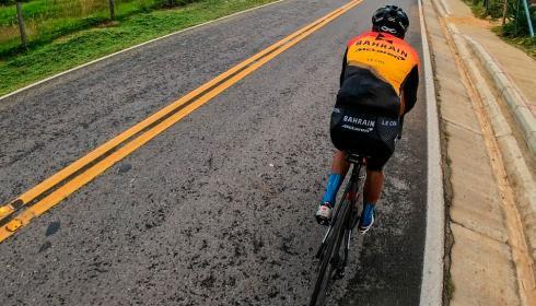 Santiago Buitrago, uno de los nuestros en La Vuelta 2020