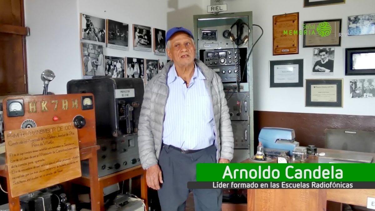 Arnoldo Candela