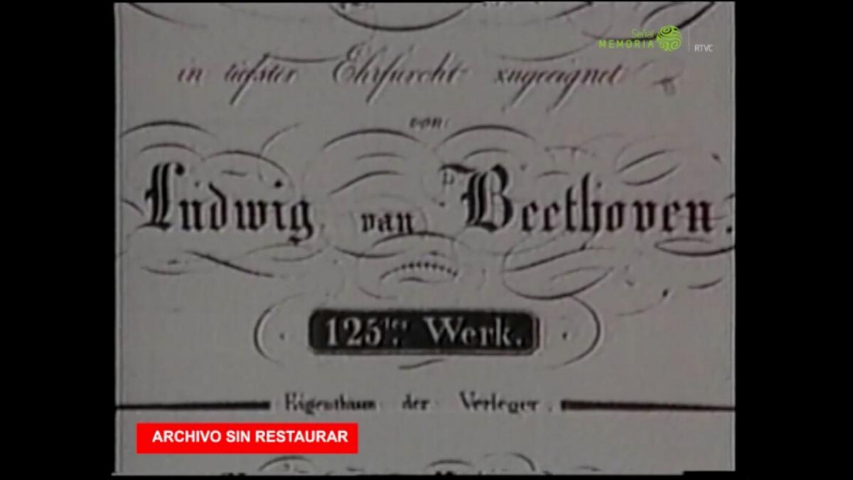250 AÑOS BEETHOVEN