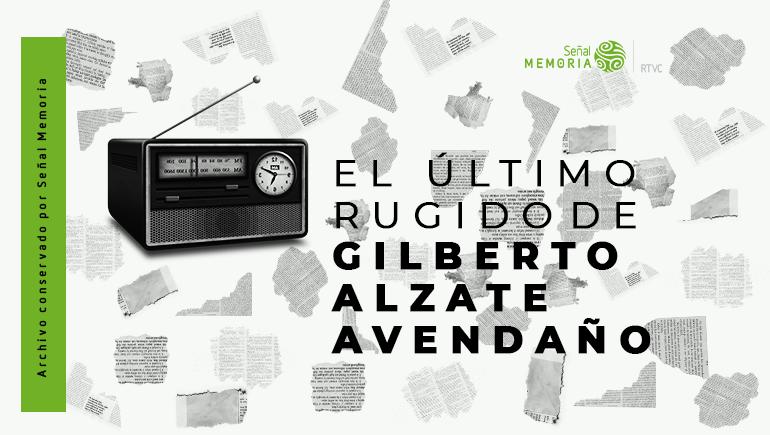 Gilberto Alzate Avendaño