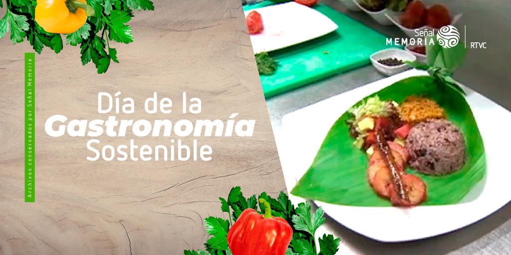 El 18 de junio se celebra el Día de la Gastronomía Sostenible