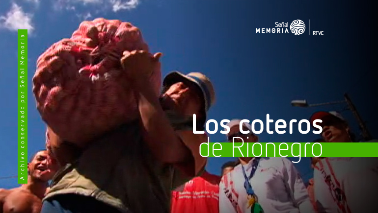 Los coteros de Rionegro