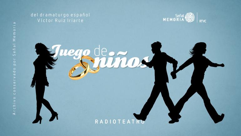 Radioteatro dominical: Juego de niños