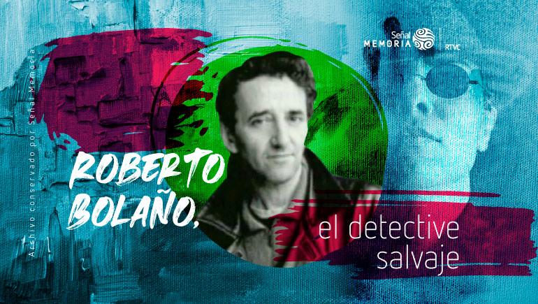 Roberto Bolaño, escritor y poeta chileno