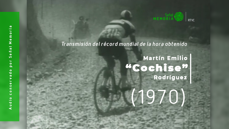 "Martín Emilio ""Cochise"""
