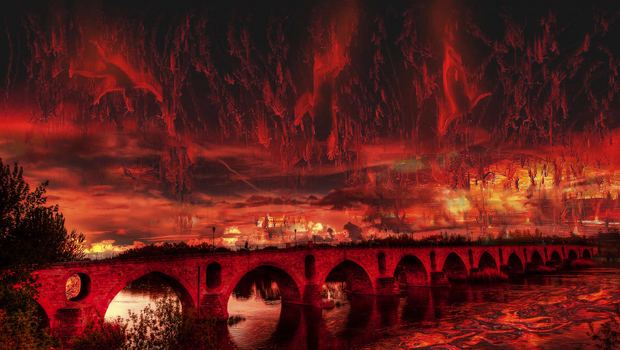 El d a que las puertas del infierno se abrieron en bogot for 9 puertas del infierno
