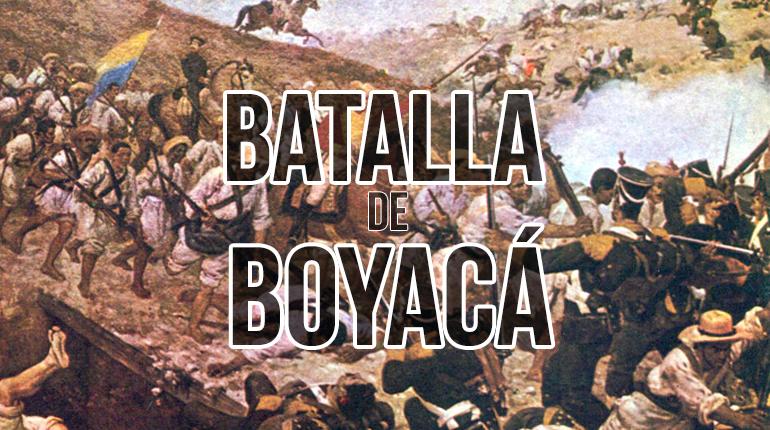 Archivos de la Batalla de Boyacá