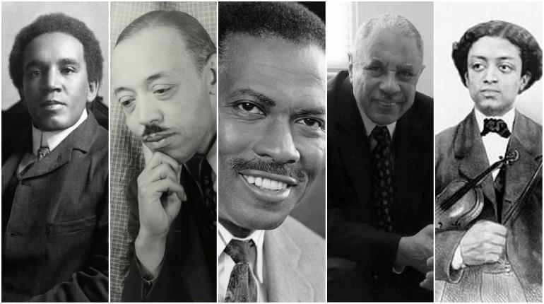 5 compositores negros - música clásica