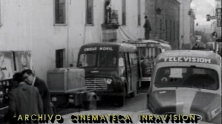 Móviles de la Radiodifusora Nacional de Colombia